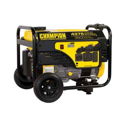 Rent a 3500 Watt Generator from Pasco Rentals!