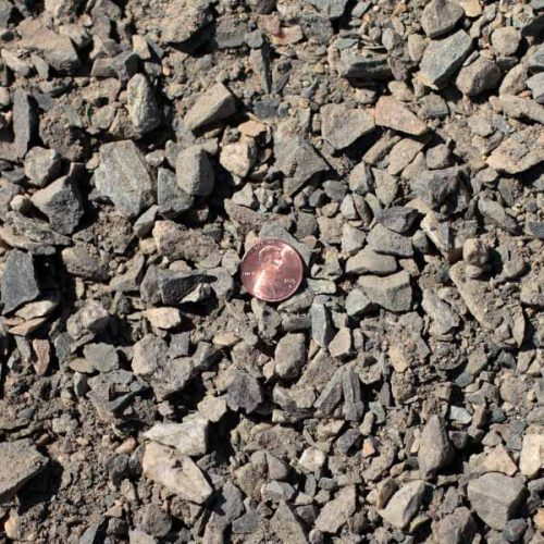 "Purchase 5/8"" Minus Crushed Gravel at Pasco Rentals!"