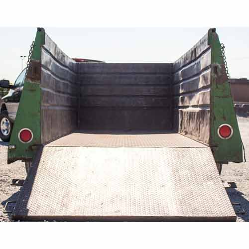 Rent a Tall 5' x 12' Cargo Utility Trailer from Pasco Rentals!