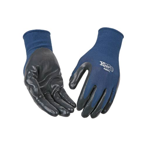 Buy a pair of Blue Nitrile Coated Gloves from Pasco Rentals!