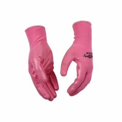 Buy a pair of Pink Nitrile Coated Gloves from Pasco Rentals!