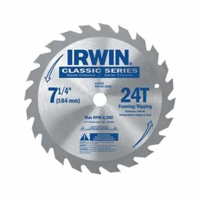"Buy a 7 1/4"" Circular Saw Blade from Pasco Rentals!"