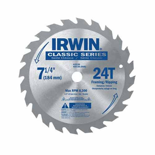 """Buy a 7 1/4"""" Circular Saw Blade from Pasco Rentals!"""