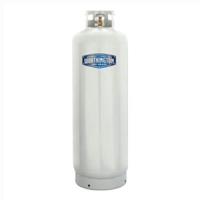 Rent a 25 Gallon Propane Tank from Pasco Rentals!
