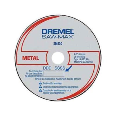 Buy a Sawmax Metal Wheel from Pasco Rentals!
