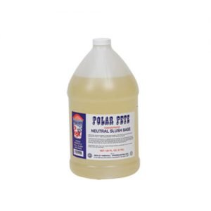 Buy a Gallon of Neutral Base Slushee Mix from Pasco Rentals!
