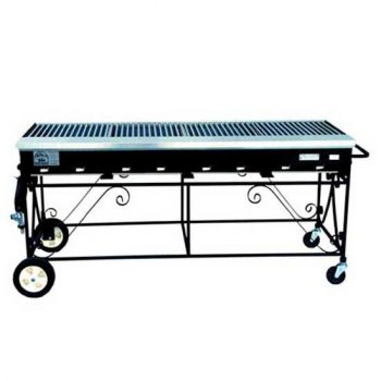 Rent a Large Propane Barbecue from Pasco Rentals!