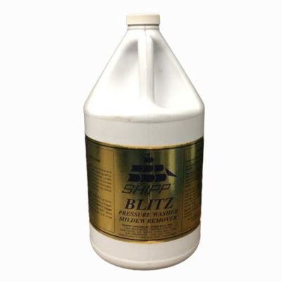 Buy a gallon of Blitz from Pasco Rentals!