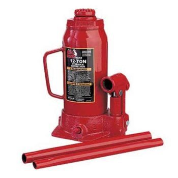 Rent a 12-Ton Bottle Jack from Pasco Rentals!