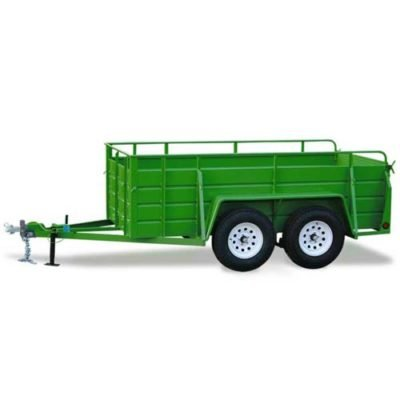 Rent a 5' x 12' Cargo Utility Trailer from Pasco Rentals!