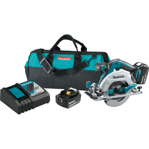 """Rent a 6.5"""" cordless circular saw from Pasco Rentals."""