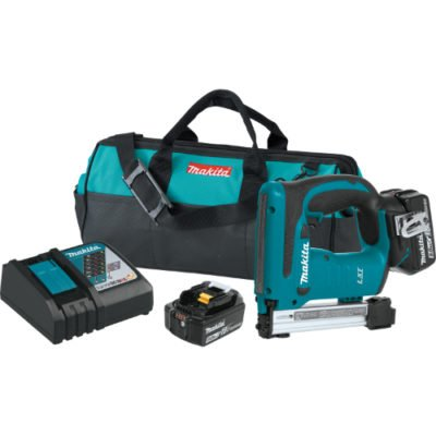 "Rent a 3/8"" cordless crown stapler from Pasco Rentals!"