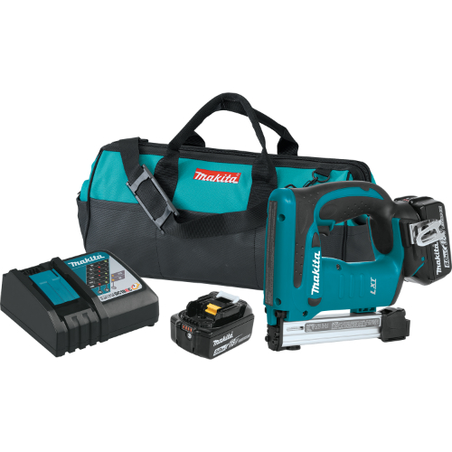 """Rent a 3/8"""" cordless crown stapler from Pasco Rentals!"""
