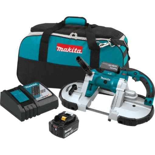 Rent a cordless band saw from Pasco Rentals!