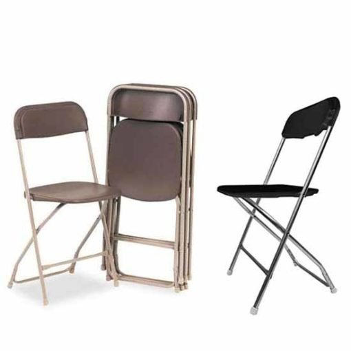 Rent some Folding Chairs!
