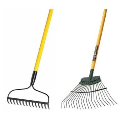 Rent a Garden Rake or Leaf Rake from Pasco Rentals!