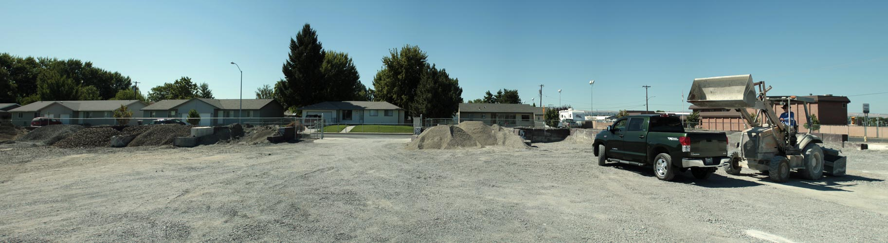 Purchase Gravel at Pasco Rentals Everyday!
