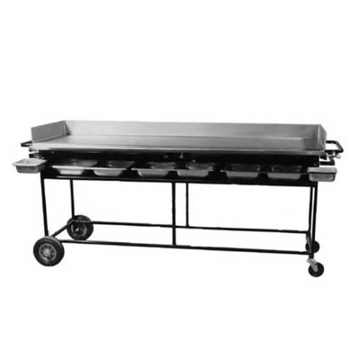 Rent a Large Propane Griddle from Pasco Rentals!