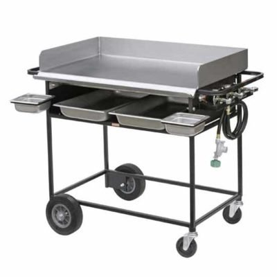 Rent a Propane Griddle from Pasco Rentals!