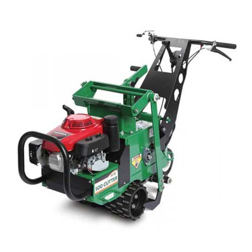 "Rent a 18"" Hydraulic Sod Cutter from Pasco Rentals!"