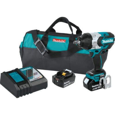 Rent a cordless impact driver kit from Pasco Rentals!