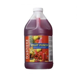 Buy a 1/2 Gallon of Fruit Punch Frozen Drink Mix from Pasco Rentals!