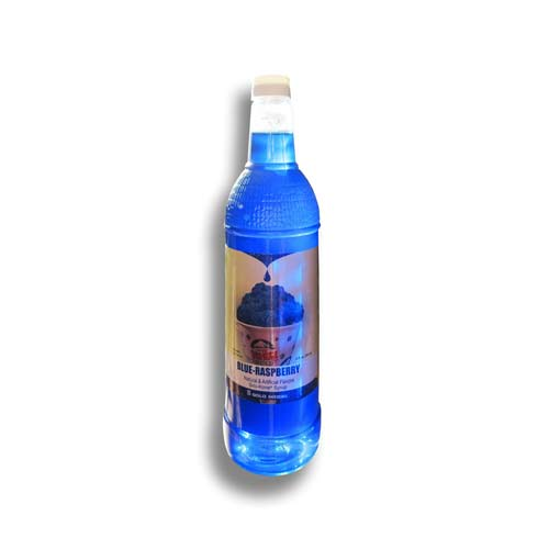 Buy Blue Raspberry Snow Cone Syrup at Pasco Rentals!