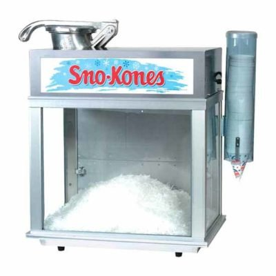 Rent a Snow Cone Machine at Pasco Rentals!
