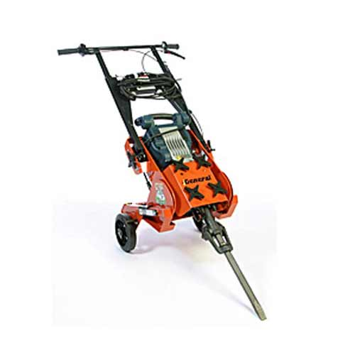 Jackhammer Tile Chipper And Floor Scraper Rental Pasco Rentals - Stand up floor scraper