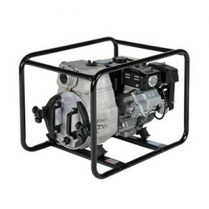 "Rent a 2"" gas powered trash pump from Pasco Rentals!"