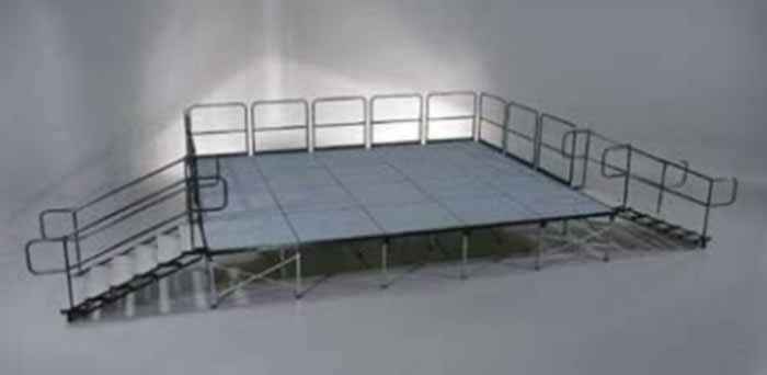 Rent a Multi-Purpose Stage from Pasco Rentals!